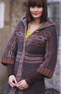 Women's knitterd cardigan Carlow