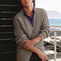 Free knitting patterns Raglan cardigan