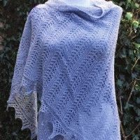 Free pattern Knitted shawl