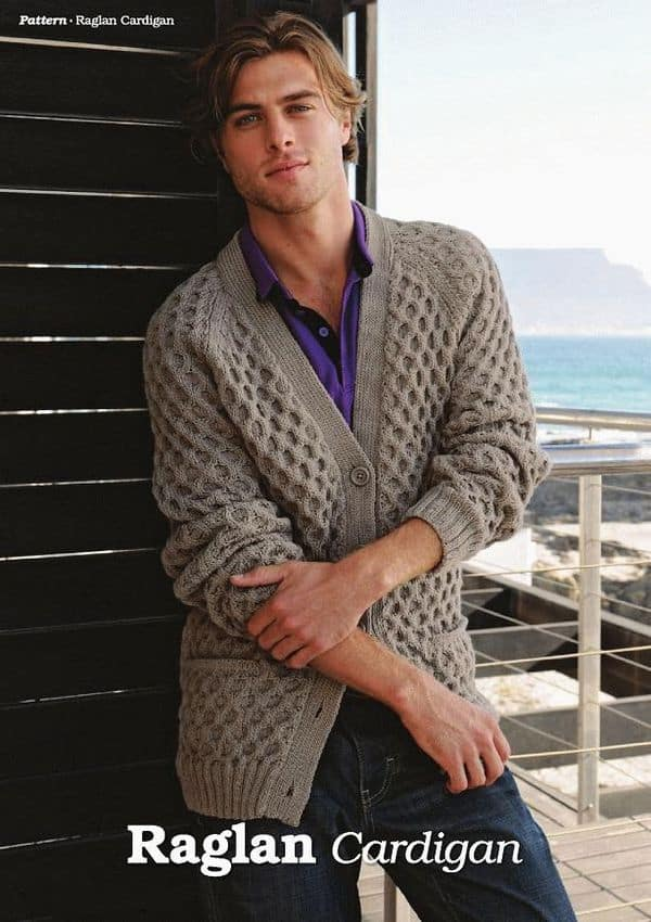 Free knitting patterns for men Archives - Knitting and Crochet