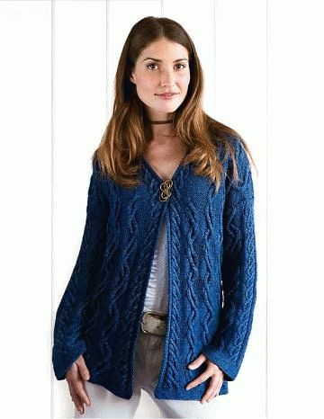Free knitting pattern \