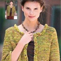free knitting patterns, knitted jacket, women knitted jacket