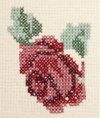 Rose Garden Afghan3