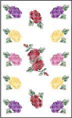 Rose Garden Afghan1